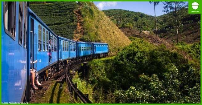 Вот 9 самых эпичных и дешёвых маршрутных поездов в мире. Это ваш шанс!