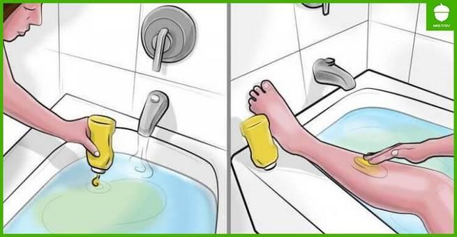 Она добавила горчицу в ванную, а потом намазала ею тело… Не знала, что это дает такой эффект!