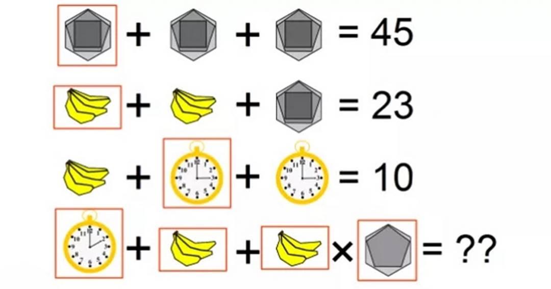 93% людей со средним IQ не могут решить эти 10 задачек!