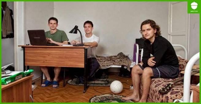 Фото общежитий. Вот как живут студенты в разных странах мира
