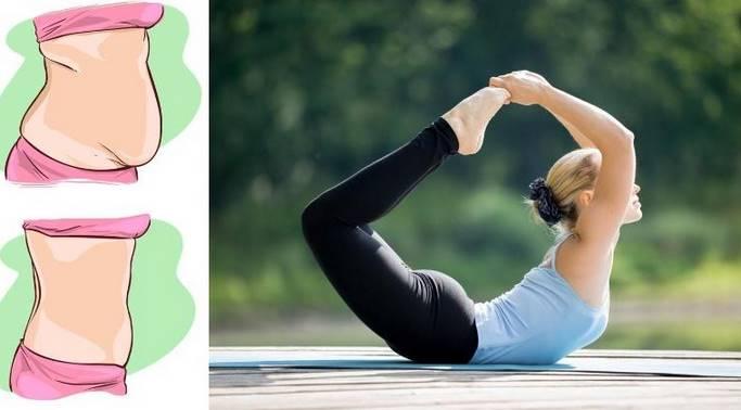 5 по настоящему полезных упражнений для сжигания жира на животе