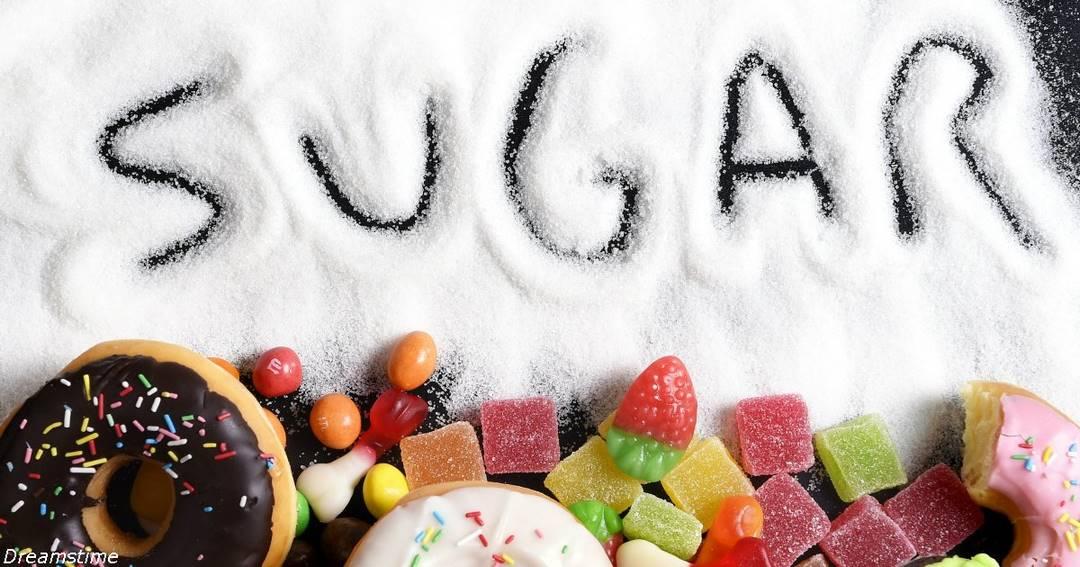 Мясо, сало и другая жирная еда не сделают вас толстым. А вот сахар   сделает!