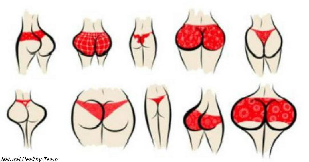Размеры женских попки, женщины в возрасте трахают