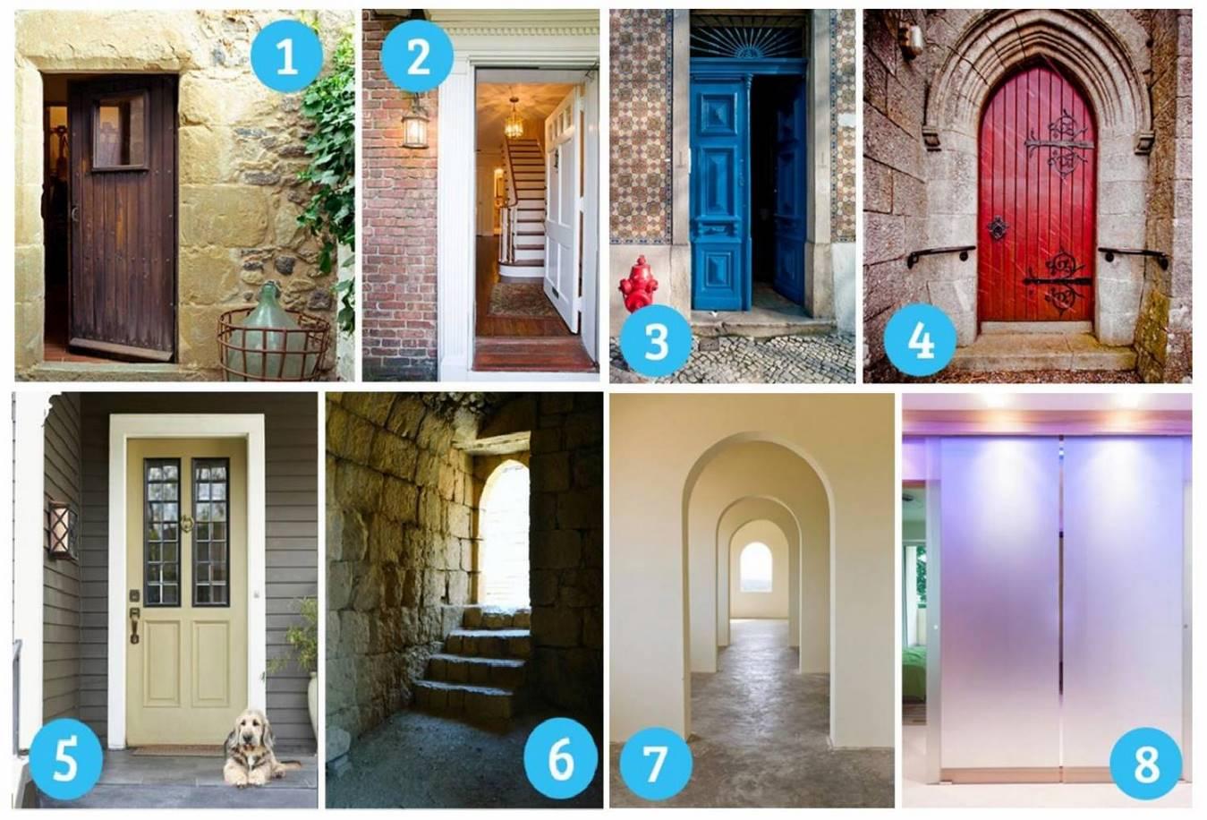 Тест: выберите дверь, и она расскажет кто Вы
