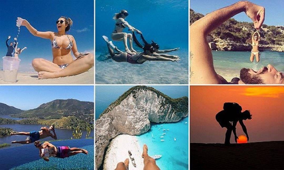 Вот какие фотографии нужно привозить из отпуска!
