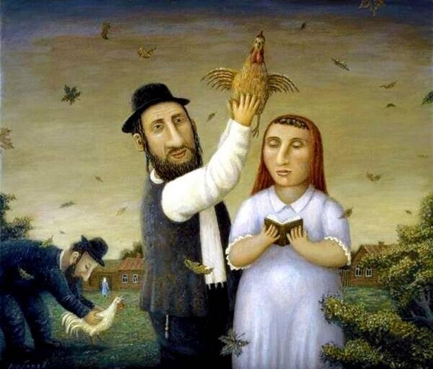 Вот почему у евреев национальность определяют по матери, а не по отцу!