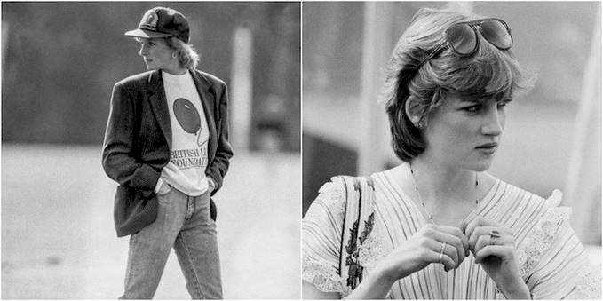 20 лет без леди Дианы: редкие фото принцессы Уэльской!