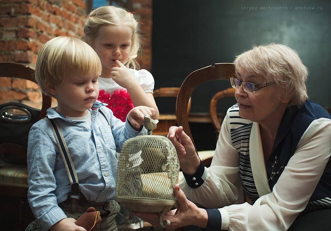 Бабушка постоянно баловала детей. Но после её смерти обнаружилась шокирующая правда!