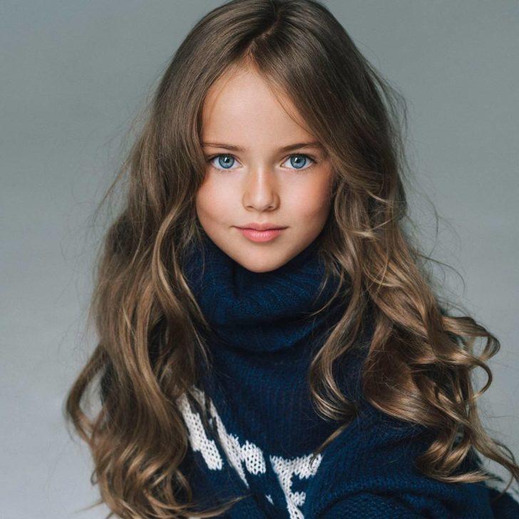 7 детей, которых считают самыми красивыми в мире