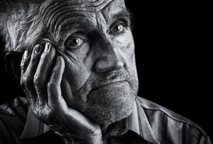 Стихотворение старика в доме престарелых анкета для человека с дома престарелых
