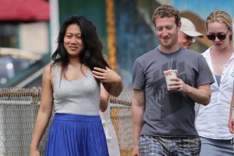 Почему у Марка Цукерберга некрасивая жена?