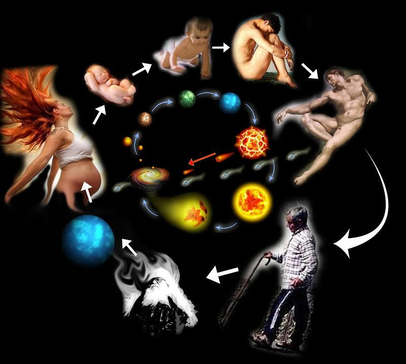 В 42 года у каждого человека заканчивается определённый цикл жизни...