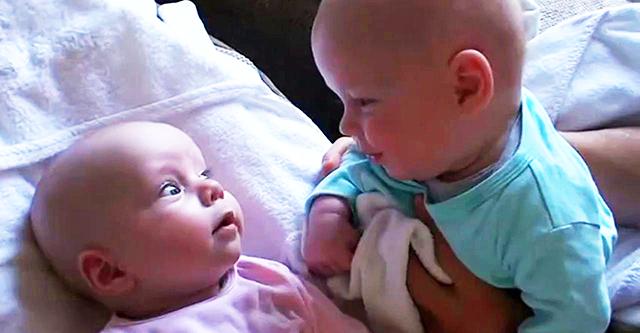 Эти близнецы покорили Интернет! 19 миллионов просмотров!