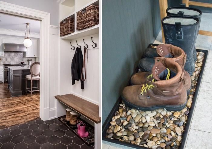 Советы, как хранить обувь зимой, чтобы в прихожей всегда было чисто!