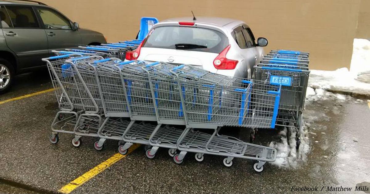 24 раза, когда кто то припарковался как бык   и тут же был за это наказан!