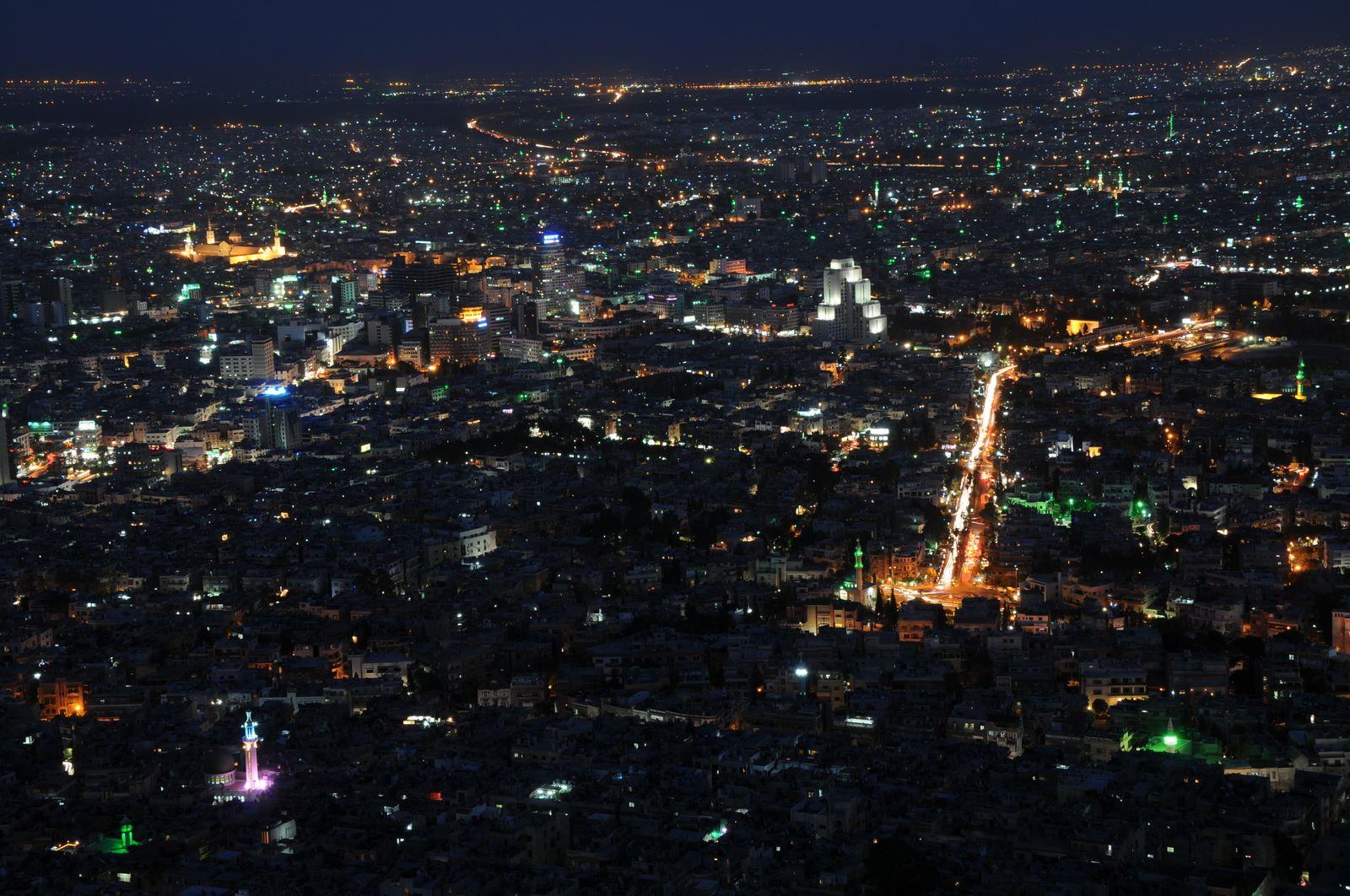 Фотографии довоенной Сирии (2009 год)