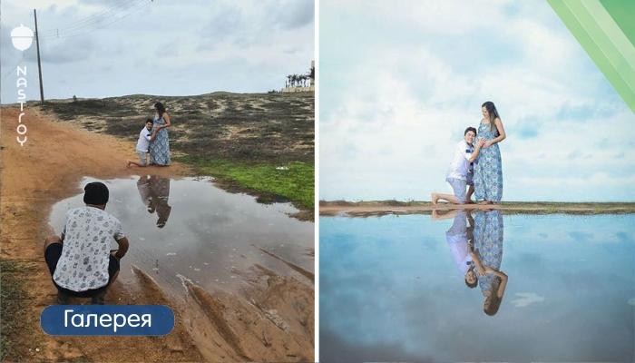 Фотограф показал, как на самом деле делают профессиональные фото