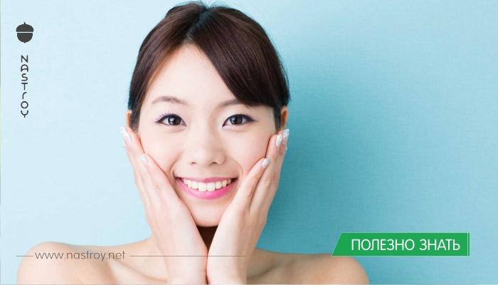 Как умываются японские женщины, чтобы выглядеть моложе даже в 50?