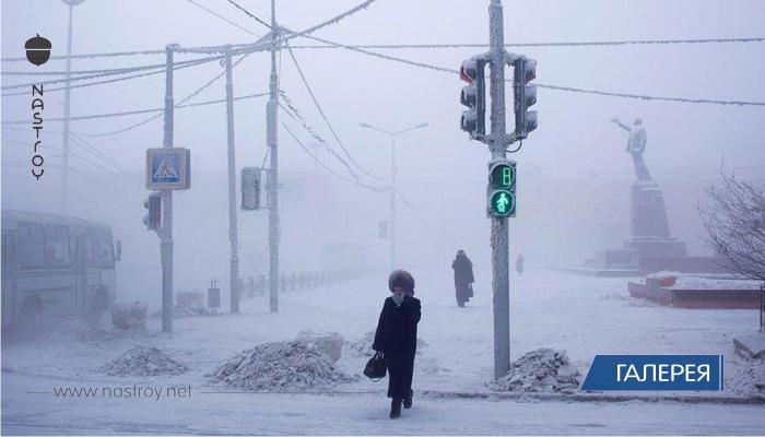 Фотограф посетил самое холодное место на Земле. Вот как там живут люди