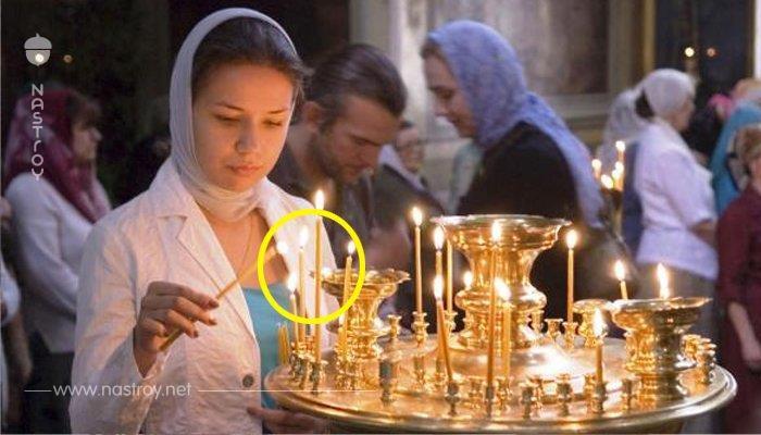 Как ПРАВИЛЬНО ставить свечи в церкви: за себя, детей, родных...