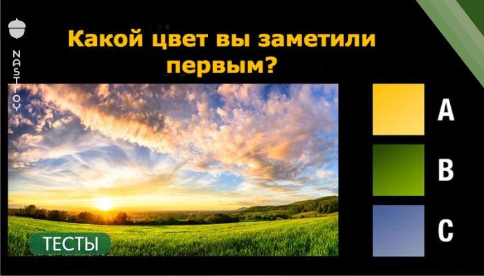 Какой цвет отражает темную сторону вашей личности?
