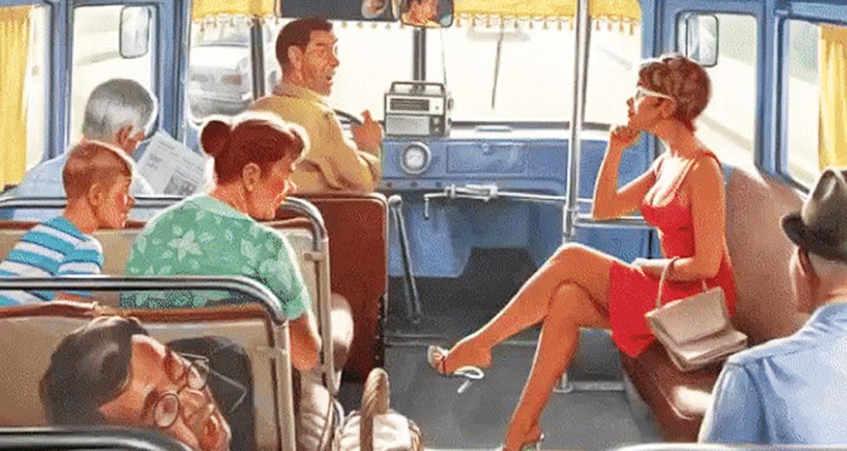 Картинки по запросу Убойная поездка в маршрутке