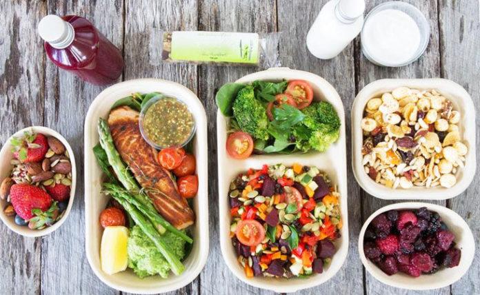 ТОП-7 вариантов фитнес-ужина для тех, кто на диете!