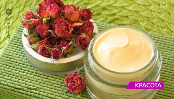 Крем для глаз против морщин из 3 ингредиентов: работает лучше покупных кремов!