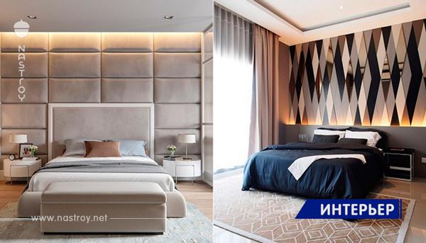 28 идей дизайна стен спальной комнаты, которые сделают интерьер шедевральным