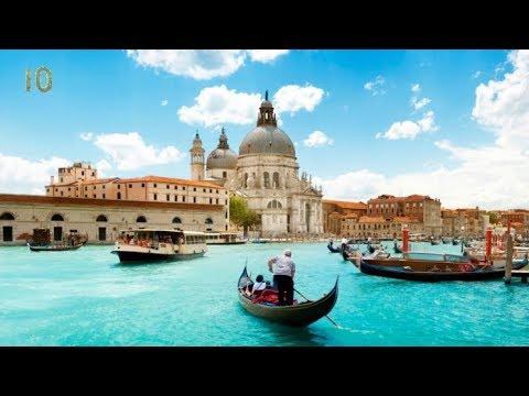 Интересные факты об Италии ТОП 10 Рим Фонтан вина Латинский язык Запрет на смерть. Бонус видео