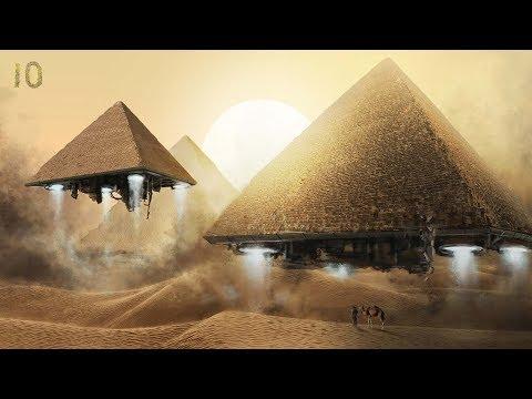 Древние исчезнувшие цивилизации ТОП 10 Шамбала Атлантида Шумеры Гиперборея Майя