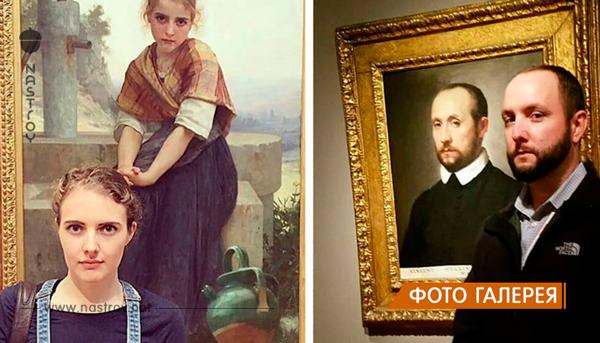 25 случаев, когда люди нашли своих двойников в произведениях искусства