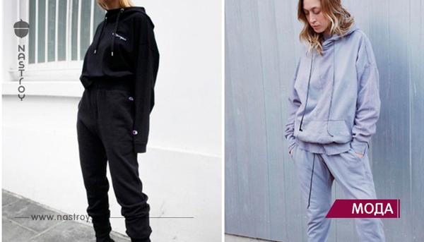 Почему это так модно: каблук+спортивный стиль ?
