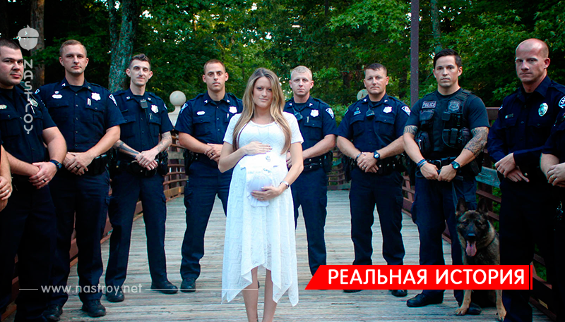 Беременная девушка снялась в фотосессии. Когда я увидела, что висит у неё на шее, на глаза навернулись слезы…