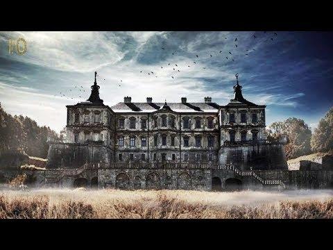 Заброшенные Замки Дворцы Усадьбы Украины Которые могут исчезнуть навсегда ТОП 10 Потоцких Острожских