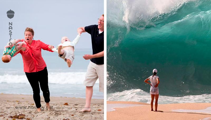 26 фото, сделанных за миг до катастрофы. Вы почувствуете их боль!
