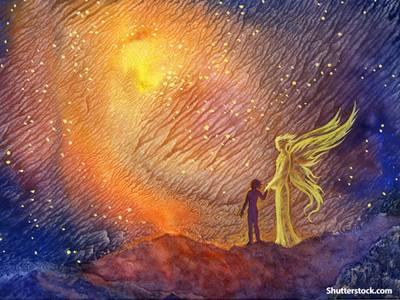 Как понять, что ваш Ангел-Хранитель подает вам знаки!