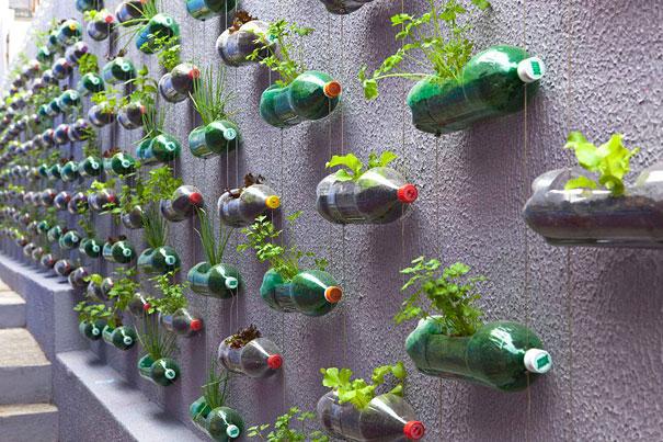 23 креативных способа использования пластиковых бутылок!