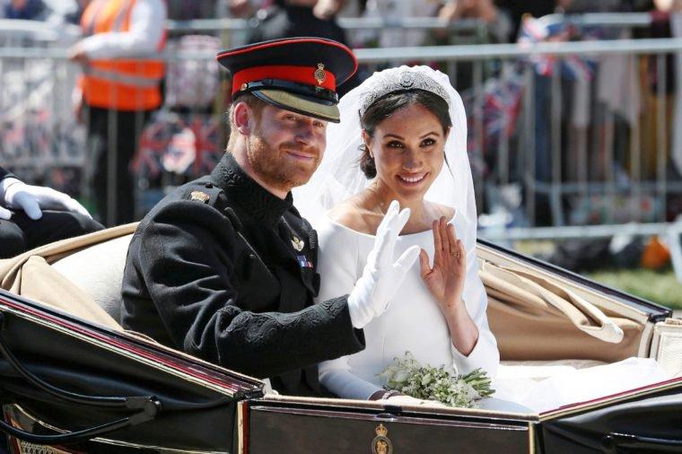 Свадьба принца Гарри и Меган Маркл: 20 фактов, которые вы не знали!