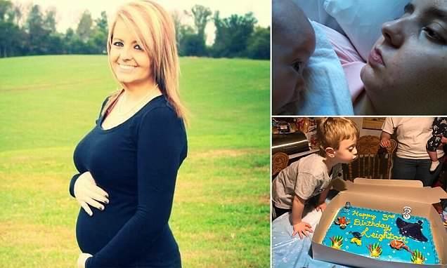 «Чудо-мама», которая в коме родила сына, а потом пришла в себя, умерла три года спустя после родов!