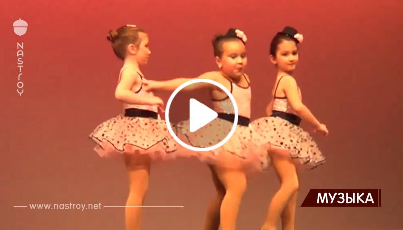 Юная танцовщица и ее потрясающее выступление под песню Ареты Франклин!