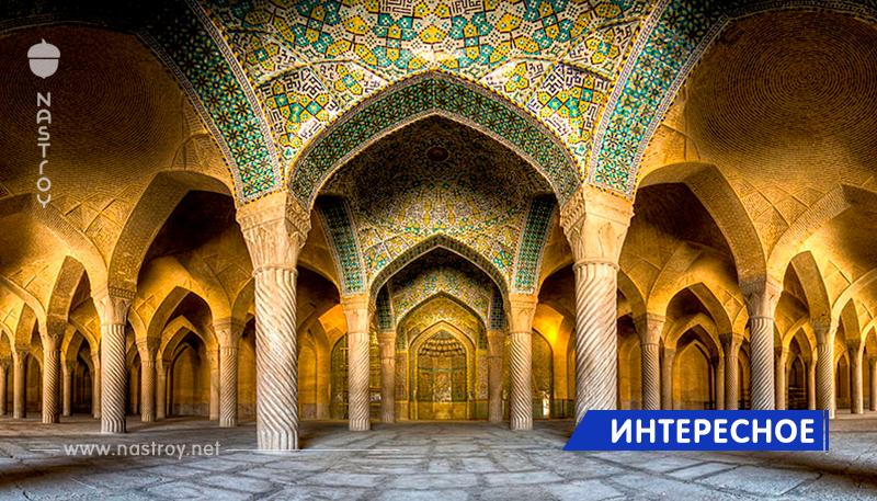 Редкие и завораживающие фотографии интерьеров мечетей в Иране!