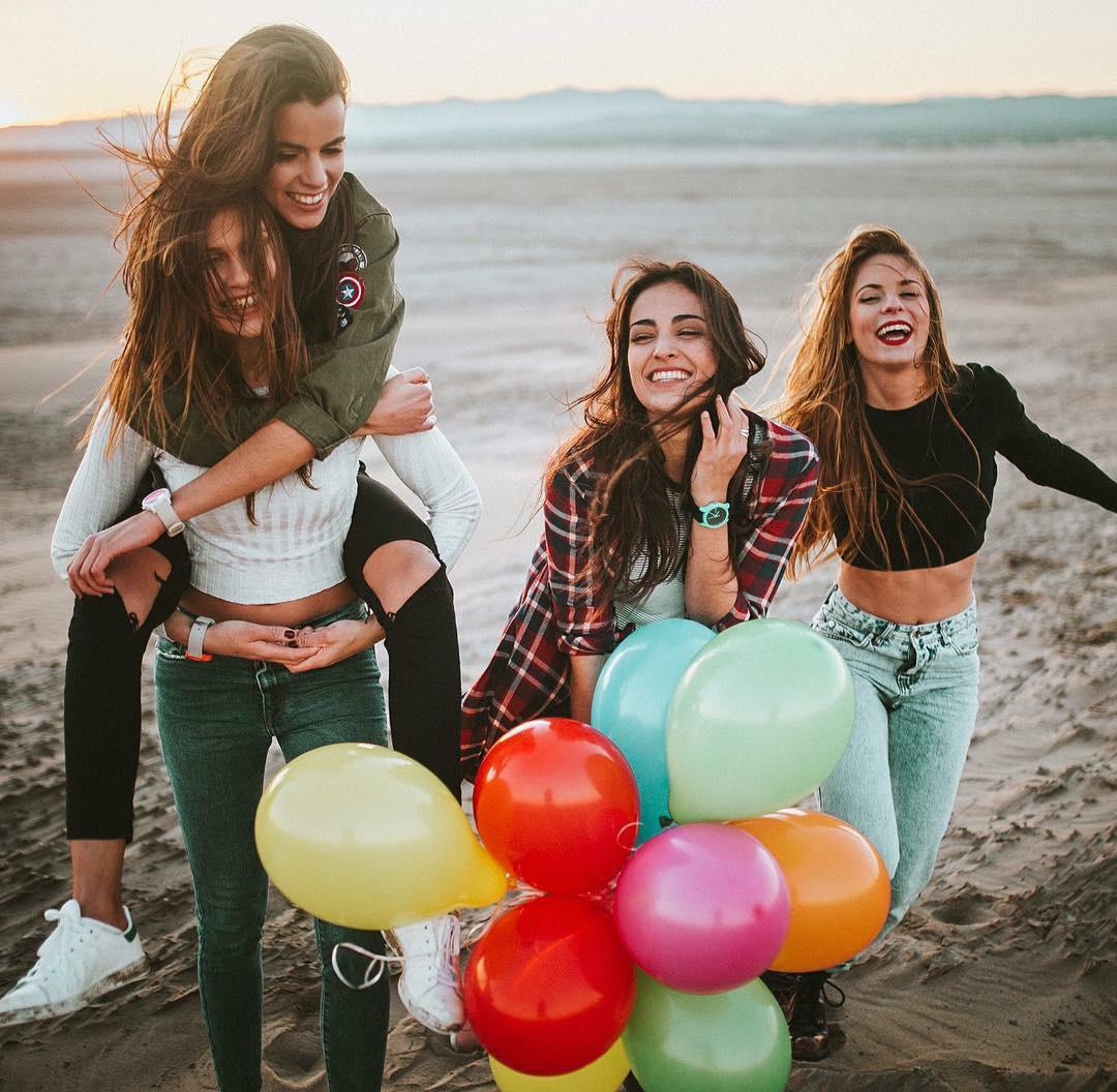 Эти 4 знака Зодиака — лучшие друзья!
