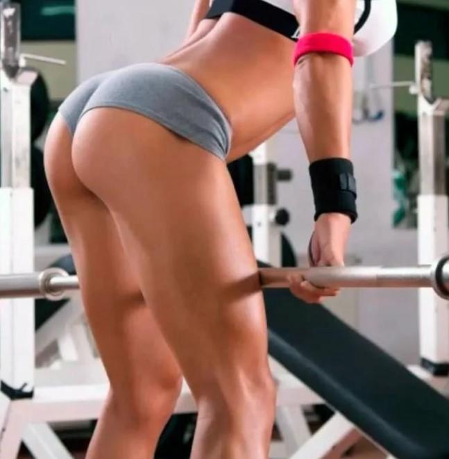 10 упражнений, которые помогут накачать попу даже самым ленивым людям!