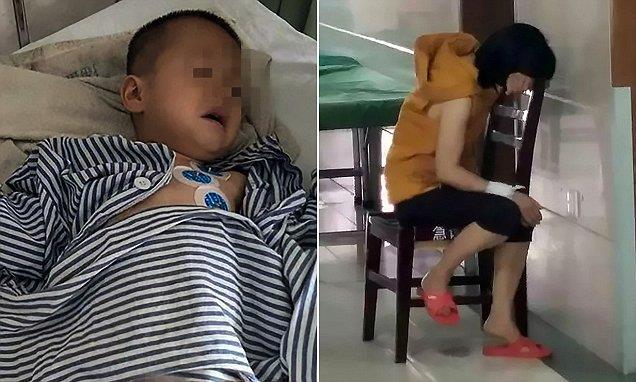 Жительница Китая отрезала своему двухлетнему ребенку пенис!