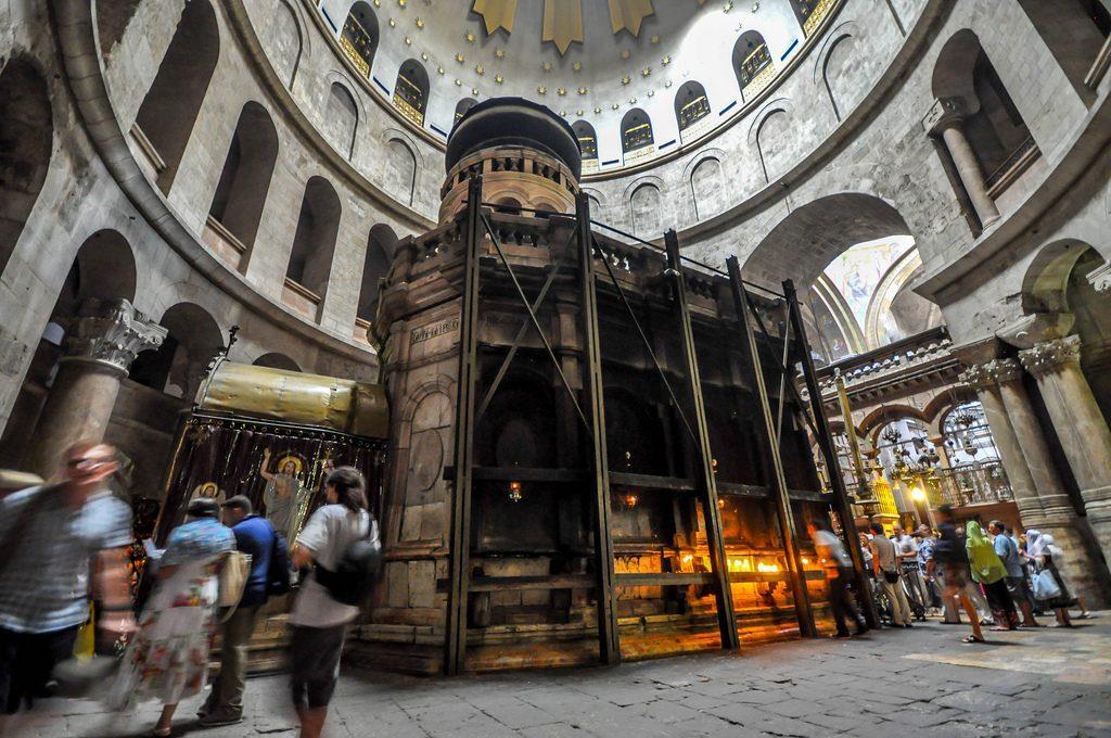 Открытие гроба Христа подтвердило все догадки ученых!