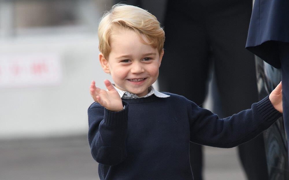 Кейт Миддлтон рассказала, какое прозвище своей монаршей прабабушке дал принц Джордж!