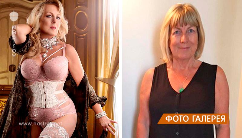 Фотограф превращает женщин любых возрастов в настоящих красоток!