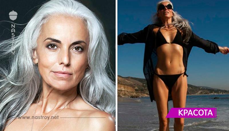 Голливудские звезды, старше 50 лет, которые отлично выглядят в купальниках!