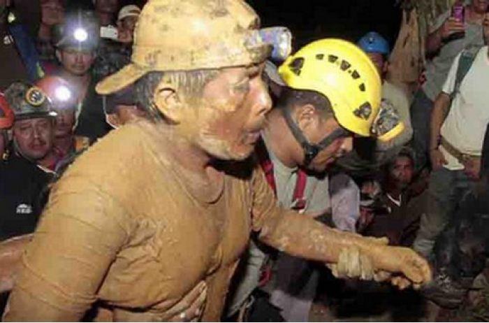 17 лет проведенных под землей — шахтер был найден живым!